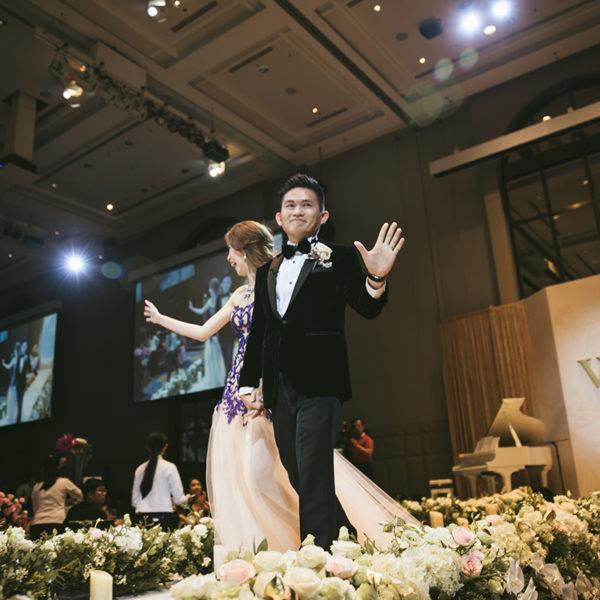 萬豪酒店, 婚禮, 婚顧, 婚禮佈置