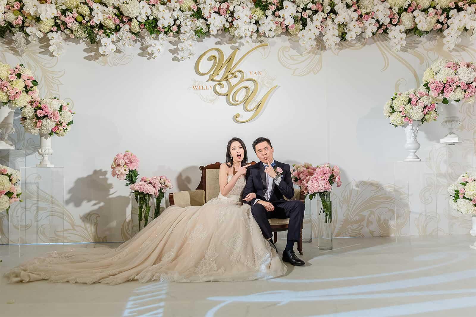 圓山飯店, 婚禮, 婚顧, 婚禮佈置, 秀泰影城