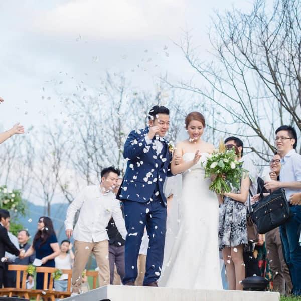 大溪威斯汀, 婚禮, 婚顧, 婚禮佈置