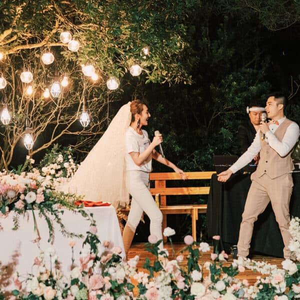 婚禮派對, 派對, 家宴, 戶外婚禮, 婚禮佈置