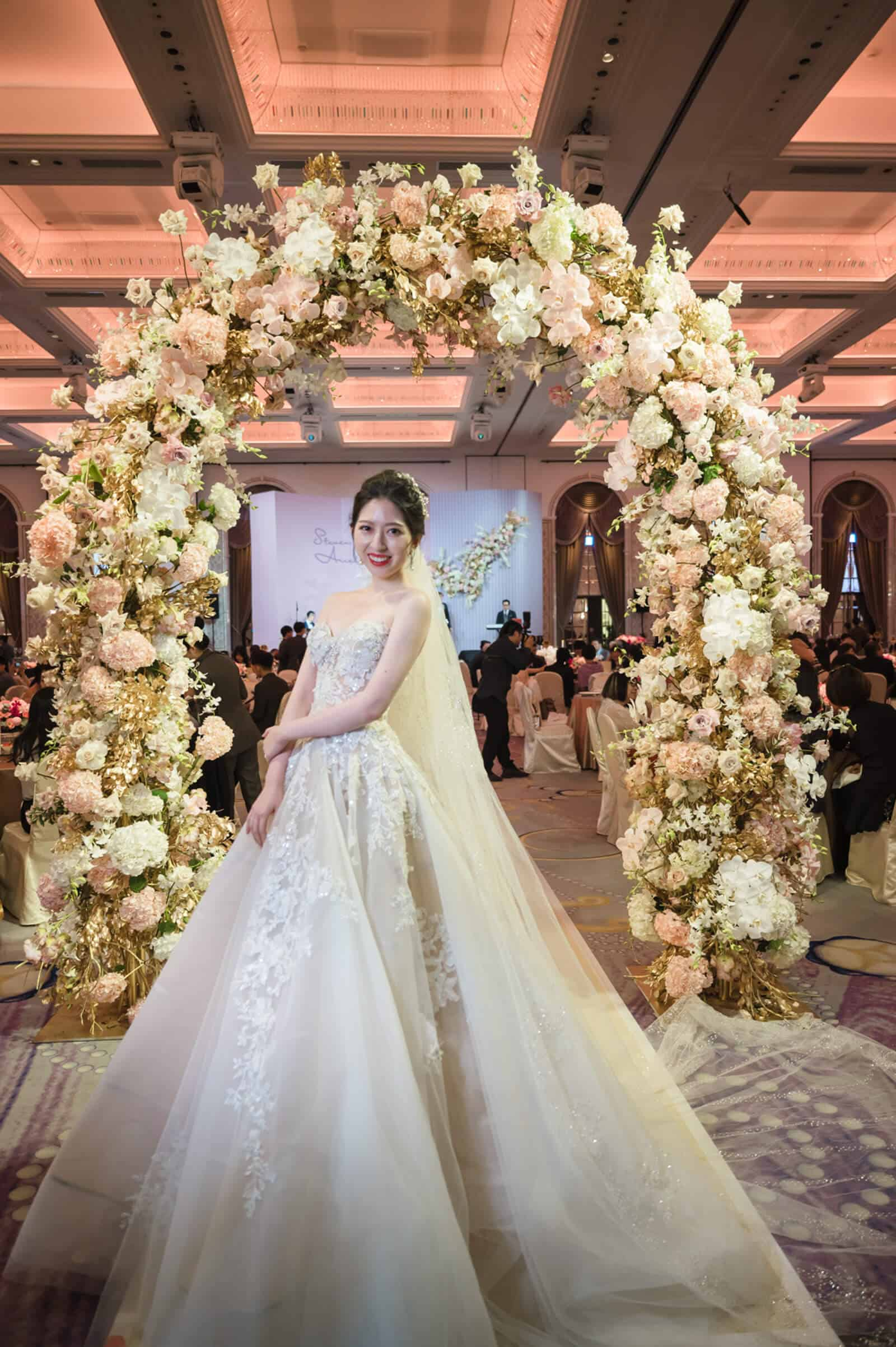 文華東方, 婚禮, 婚顧, 婚禮佈置