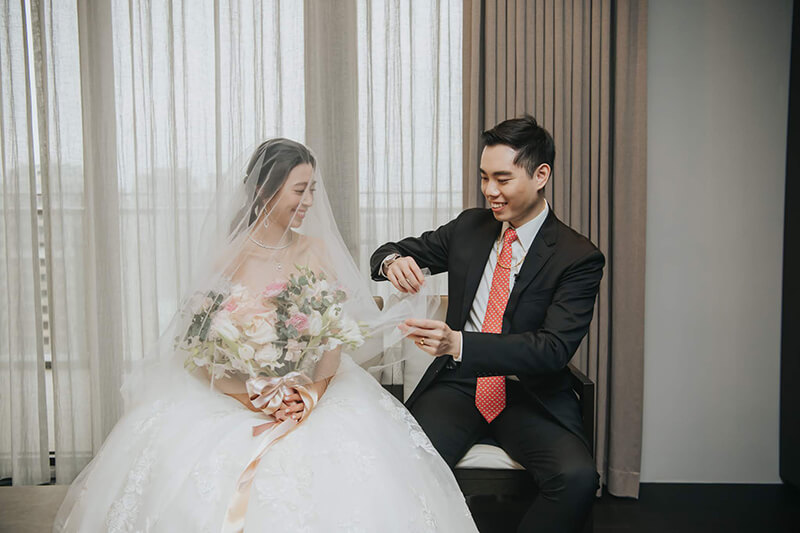 迎娶儀式, 闖關, 婚禮, 婚顧, 婚禮佈置