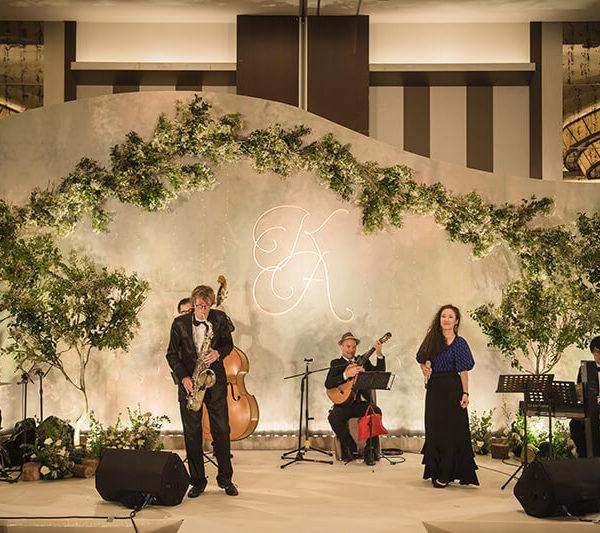 國賓酒店, 婚禮, 婚顧, 婚禮佈置