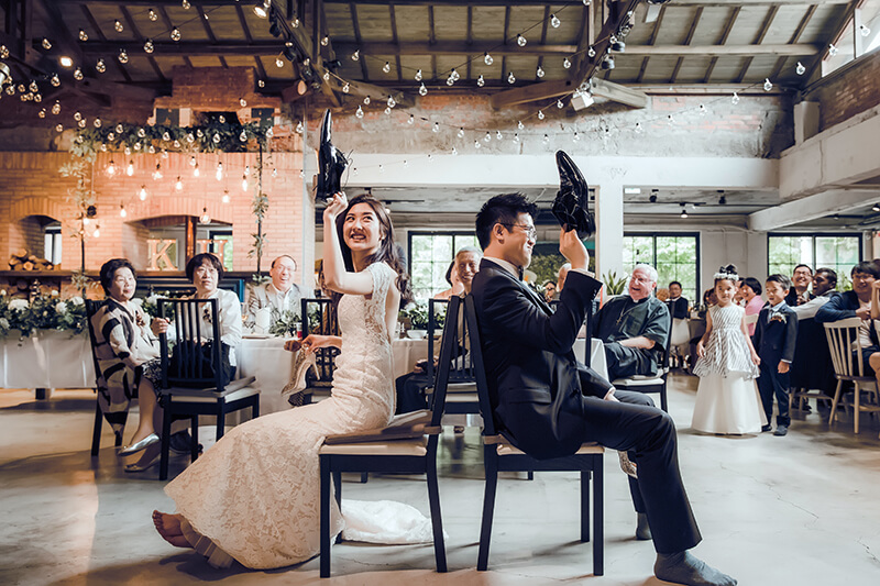 戶外婚禮, 婚禮, 婚顧, 婚禮佈置, 美軍俱樂部