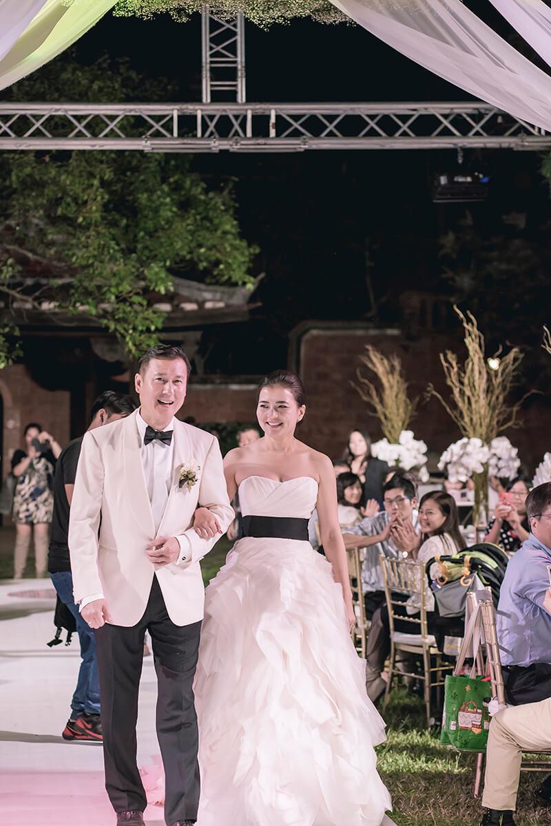 戶外婚禮, 婚禮, 婚顧, 婚禮佈置, 南園
