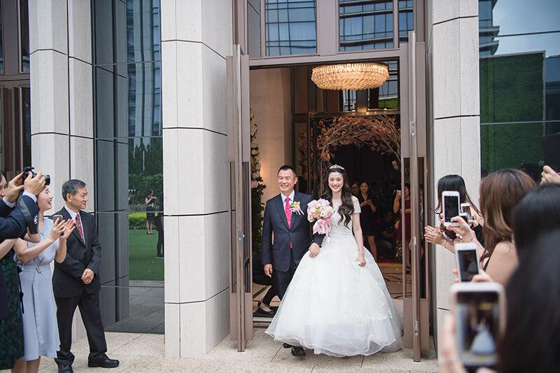 萬豪酒店, 婚禮, 婚顧, 婚禮佈置, 證婚, 我的老婆大人