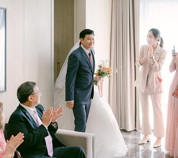 萬豪酒店, 婚禮, 婚顧, 迎娶